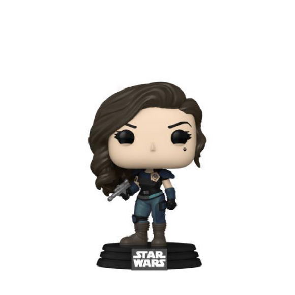 Star Wars : The Mandalorian - Cara Dune #403 Funko POP! Vinyl Figure