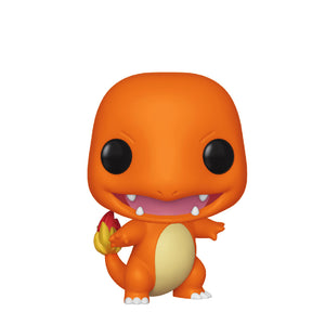 Games : Pokemon - Charmander #455 Funko POP! Vinyl Figure