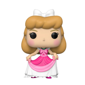 Disney : Cinderella - Cinderella (Pink Dress) #738 Funko POP! Vinyl Figure