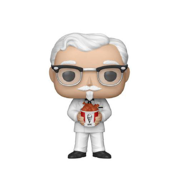 Ad Icons : Colonel Sanders (Bucket of Chicken) #05 Funko POP! Vinyl Figure