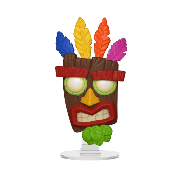 Games : Crash Bandicoot - Aku Aku #420 Funko POP! Vinyl Figure