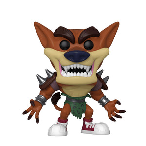 Games : Crash Bandicoot - Tiny Tiger #533 Funko POP! Vinyl Figure