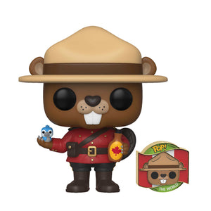 Around the World : Canada - Douglas #08 Funko POP! Vinyl Figure