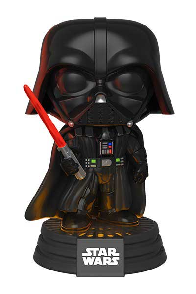 Star Wars : Darth Vader (Lights and Sound) #343 Funko POP! Vinyl Figure