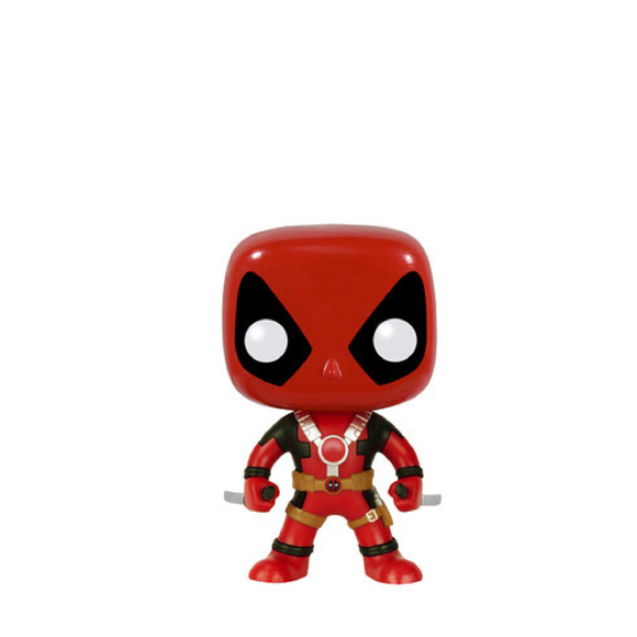 Marvel : Deadpool - Deadpool with Swords #111 Funko POP! Vinyl Figure
