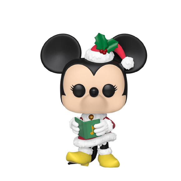 Disney : Holiday - Minnie Mouse #613 Funko POP! Vinyl Figure
