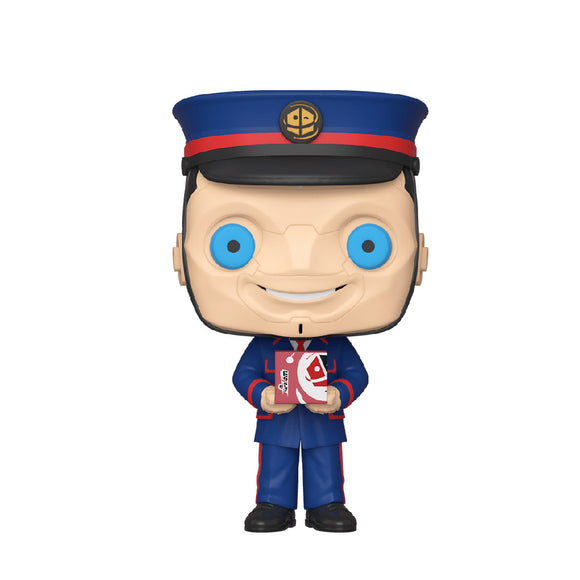 Television : Doctor Who - The Kerblam Man #900 Funko POP! Vinyl Figure