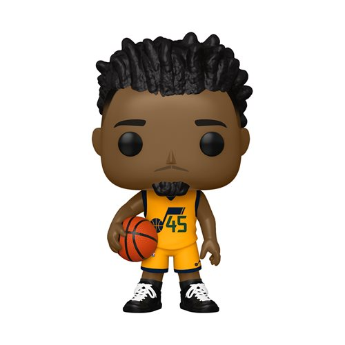 Basketball : Jazz - Donovan Mitchell (Alternate) #86 Funko POP! Vinyl Figure