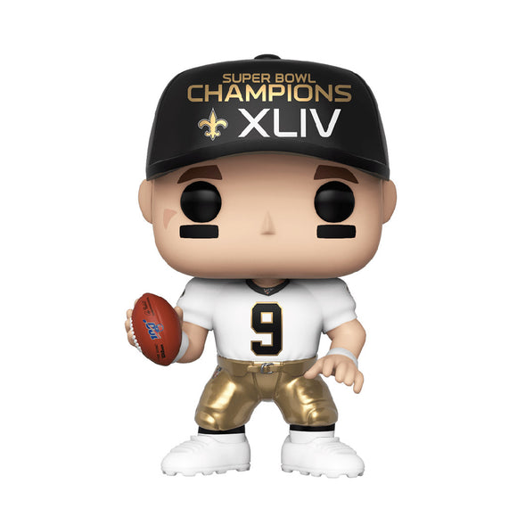 Football : Saints - Drew Brees Super Bowl Champions #138 Funko POP! Vinyl Figure