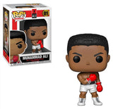 Sports Legends : Muhammad Ali #01 Funko POP! Vinyl Figure