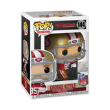 Football : 49ers - George Kittle #144 Funko POP! Vinyl Figure