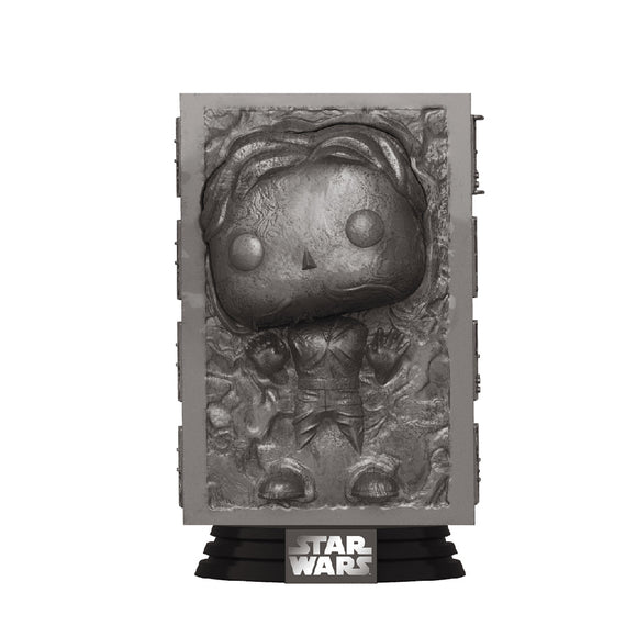 Star Wars : Empire Strikes Back - Han Solo (Carbonite) Funko POP! Vinyl Figure Preorder