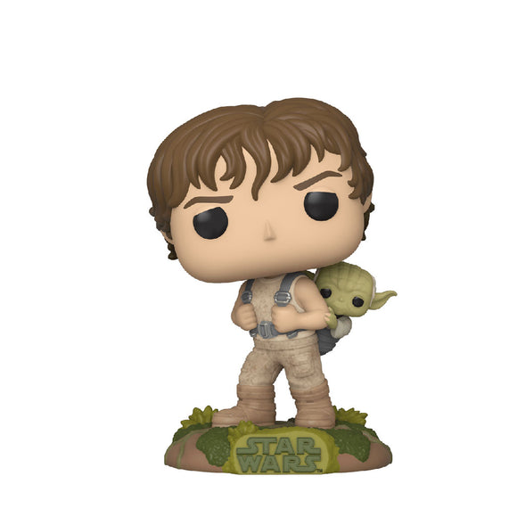 Star Wars : Empire Strikes Back - Luke Skywalker & Yoda #363 Funko POP! Vinyl Figure