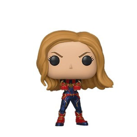 Marvel : Avengers Endgame - Captain Marvel #459 Funko POP! Vinyl Figure