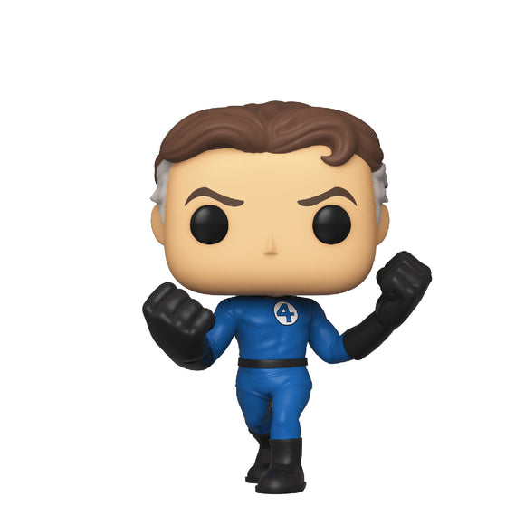 Marvel : Fantastic Four - Mister Fantastic #557 Funko POP! Vinyl Figure