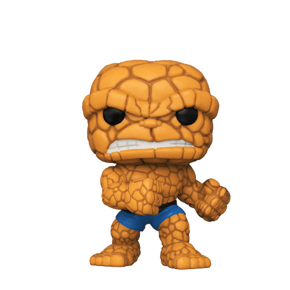Marvel : Fantastic Four - The Thing #560 Funko POP! Vinyl Figure