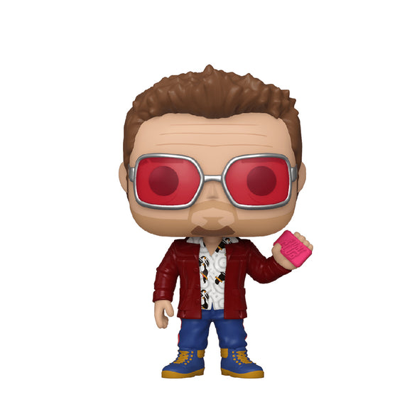 Movies : Fight Club - Tyler Durden Funko POP! Vinyl Figure Preorder