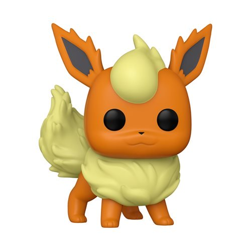 Games : Pokemon - Flareon #629 Funko POP! Vinyl Figure