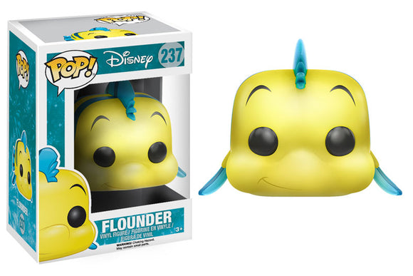 Disney : The Little Mermaid - Flounder #237 Funko POP! Vinyl Figure