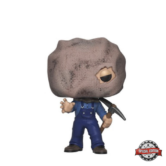 Movies : Friday the 13th - Jason Voorhees (Bag Mask) #611 Exclusive Funko POP! Vinyl Figure