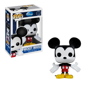 Disney : Disney - Mickey Mouse #01 Funko POP! Vinyl Figure