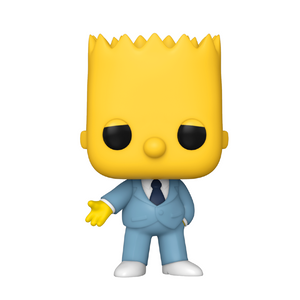 Television : The Simpsons - Gangster Bart #900 Funko POP! Vinyl Figure