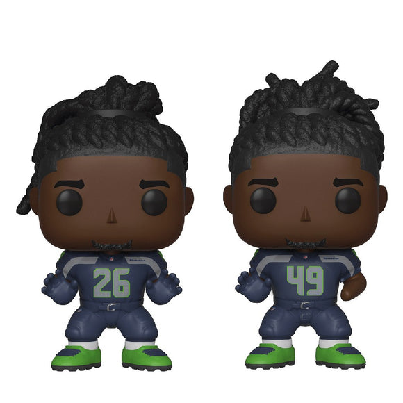 Football : Seahawks - Griffin Brothers 2 Pack Funko POP! Vinyl Figure