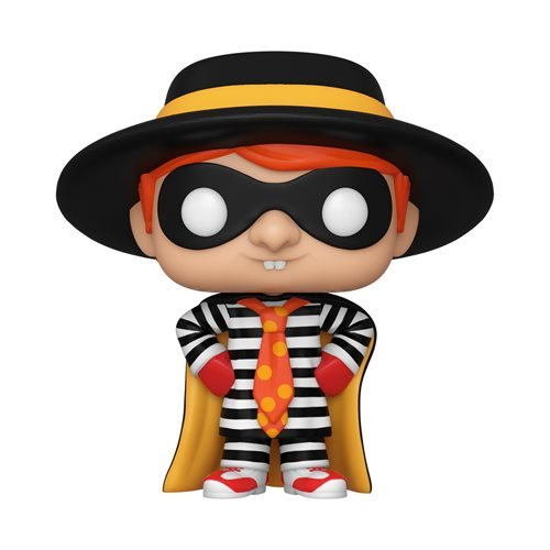 Ad Icons : McDonald's - Hamburglar #87 Funko POP! Vinyl Figure