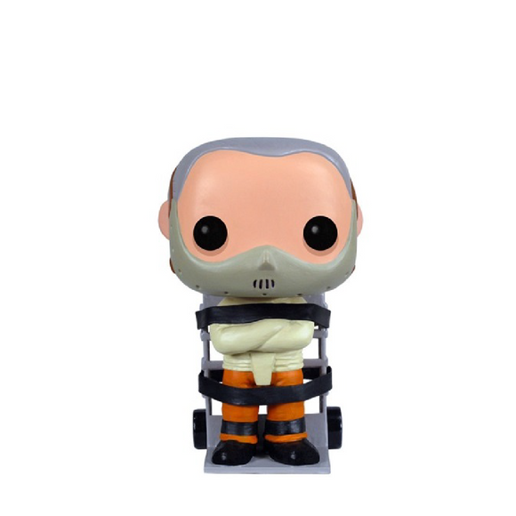 Movies : Silence of the Lambs - Hannibal Lecter #25 Funko POP! Vinyl Figure