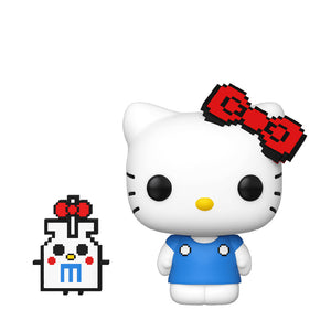 Sanrio : Hello Kitty 45th Anniversary - Hello Kitty (8 bit) #31 Funko POP! Vinyl Figure