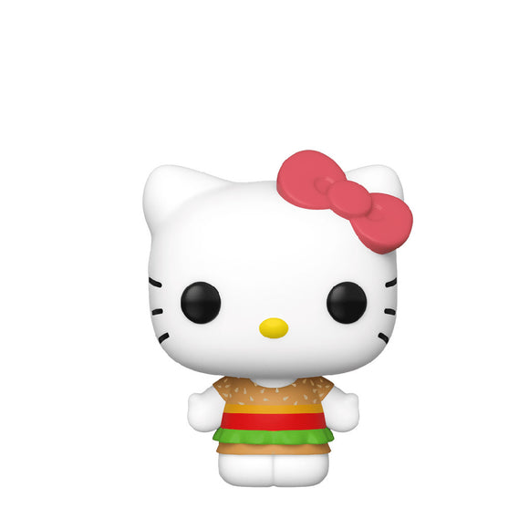 Sanrio : Hello Kitty - Hello Kitty (Kawaii Burger Shop) #29 Funko POP! Vinyl Figure