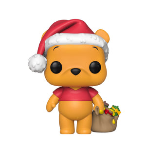 Disney : Holiday - Winnie the Pooh #614 Funko POP! Vinyl Figure