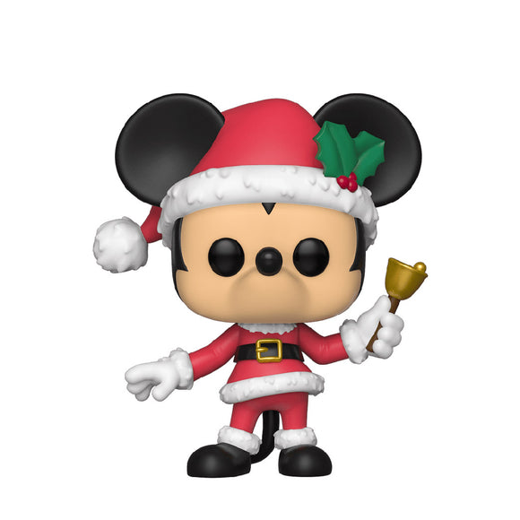 Disney : Holiday - Mickey Mouse #512 Funko POP! Vinyl Figure