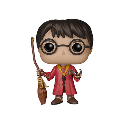 Harry Potter : Harry Potter Quidditch #08 Funko POP! Vinyl Figure