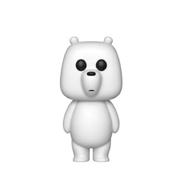 Animation : We Bare Bears - Ice Bear #551 Funko POP! Vinyl Figure