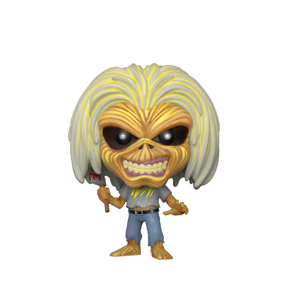 Rocks : Iron Maiden - Killers Eddie #144 Funko POP! Vinyl Figure