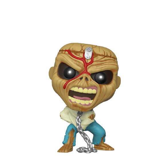 Rocks : Iron Maiden - Piece of Mind Eddie #146 Funko POP! Vinyl Figure