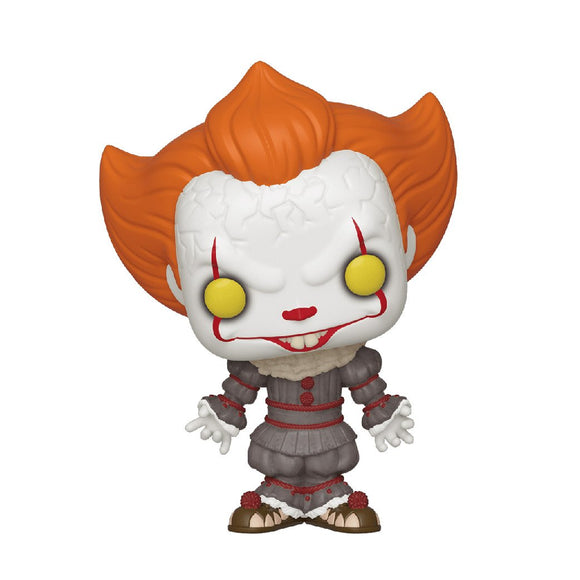 Movies : IT Chapter Two - Pennywise (Open Arms) #777 Funko POP! Vinyl Figure