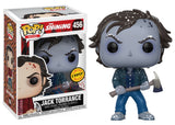 Movies : The Shining - Jack Torrance (Frozen) #456 Chase Funko POP! Vinyl Figure