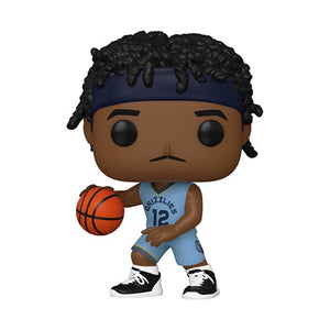 Basketball : Grizzlies - Ja Morant (Alternate) #87 Funko POP! Vinyl Figure