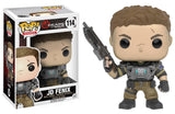 Games : Gears of War - JD Fenix #114 Funko POP! Vinyl Figure