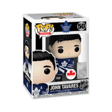 Hockey : Maple Leafs - John Tavares #50 Exclusive Funko POP! Vinyl Figure