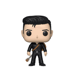 Rocks : Johnny Cash (Guitar Behind Back) #116 Funko POP! Vinyl Figure
