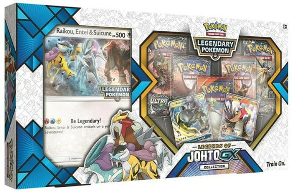 Pokemon : Legends of Johto GX Collection (International)