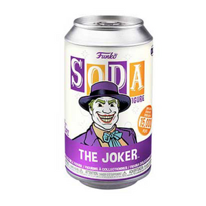 Funko Soda : DC - The Joker 1989 Vinyl Figure