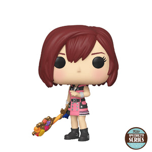 Games : Kingdom Hearts - Kairi with Keyblade #624 Specialty Funko POP! Vinyl Figure