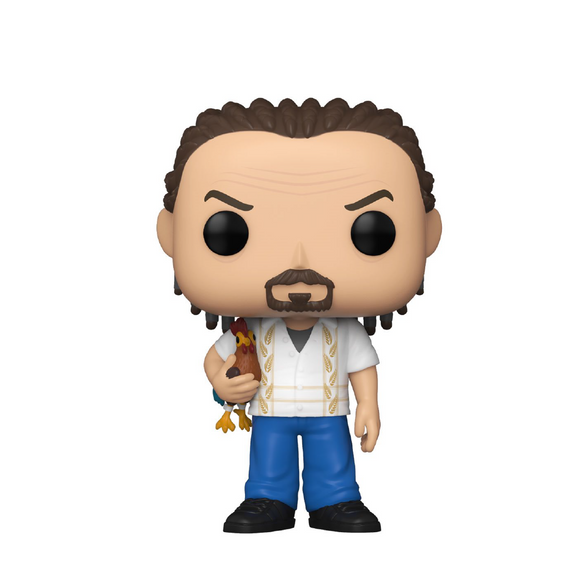Television : Eastbound & Down - Kenny Powers (Cornrows) #1080 Funko POP! Vinyl Figure