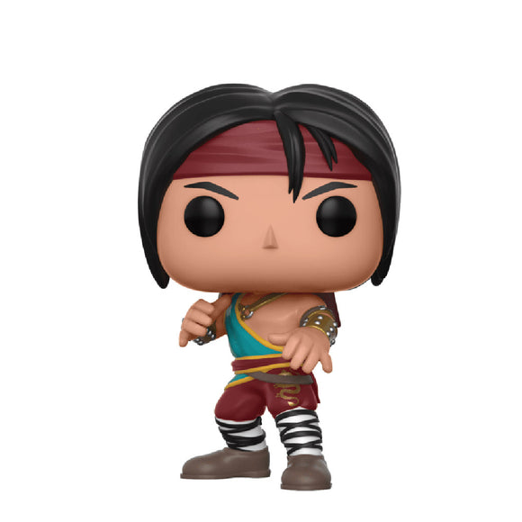 Games : Mortal Kombat - Liu Kang #252 Funko POP! Vinyl Figure