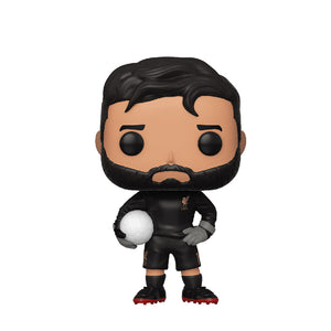 Soccer : Liverpool - Alisson Becker #25 Funko POP! Vinyl Figure