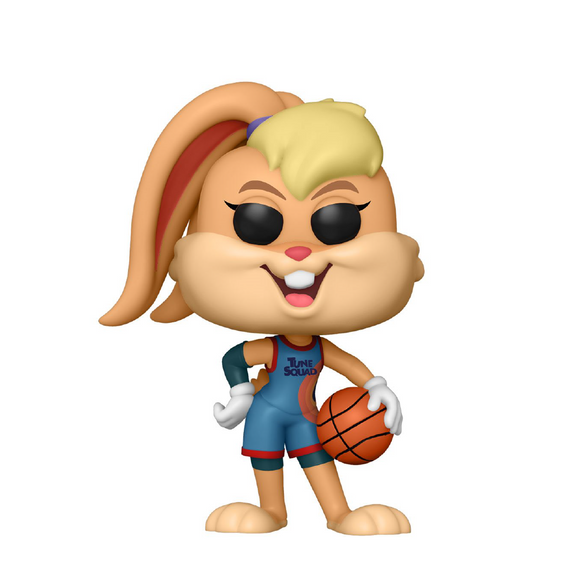 Movies : Space Jam - Lola Bunny #1061 Funko POP! Vinyl Figure